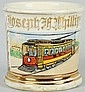BRT Trolley Shaving Mug.