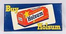 Holsum Bread Tin Sign.