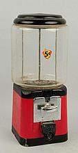 5 Cent Gum Dispenser.