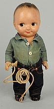 1950s Buddy Lee Doll.