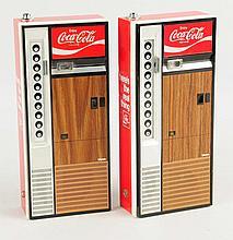 Lot of 2: 1970s Coca-Cola Radios.