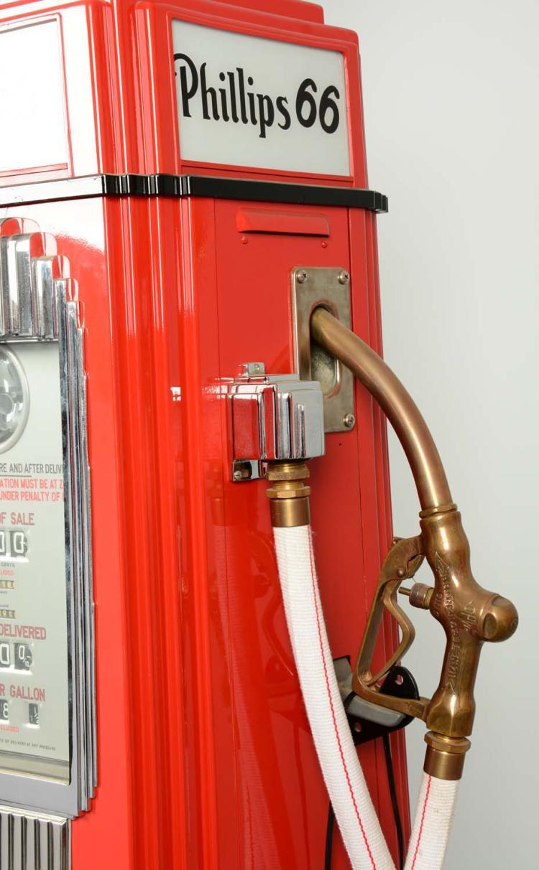 Denver Car Auction >> Tokheim Model #36B Computing Gas Pump - Restored.