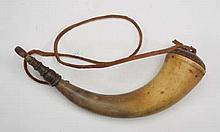 York County Style Powder Horn.