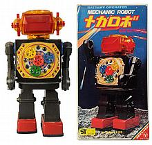 Japanese Mechanic Robot.