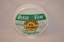 Dixie Vim Regular Gill Lenses Silicone on Glass.