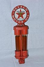 Texaco (black-T) Motor Oil.