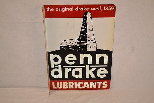 Penn Drake Lubricants.
