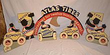 Standard Atlas Tires.