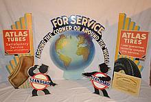 Standard Atlas Tubes Atlas Tires.