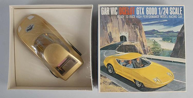 Gar Vic Ocelot GTX 6000 Model Racing Car