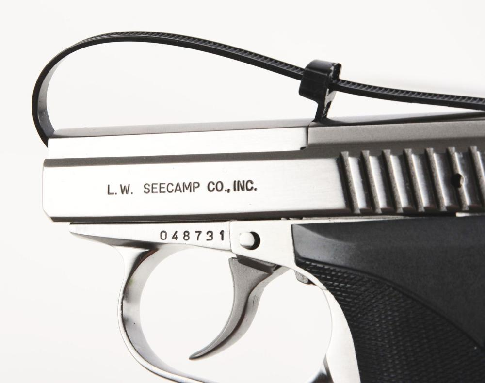 M) Lot of 2: Boxed Seecamp Semi-Automatic Pistols