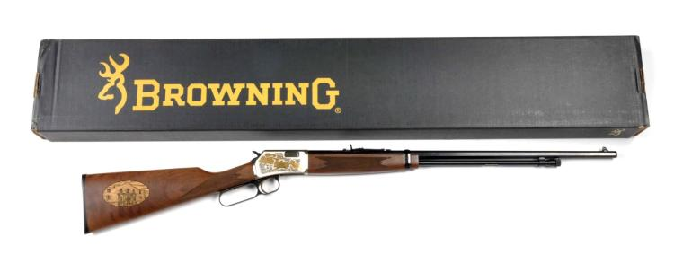 MIB Browning BL- 22 Lever Action Rifle (Alamo)