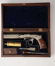 Robbins & Lawrence .31 cal. Pepperbox.