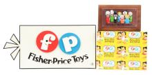 Lot of 4: Fisher Price Products.
