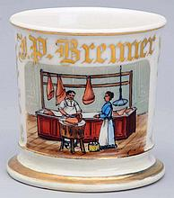 Butcher Shaving Mug.