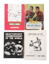 Large Lot of Muhammad Ali and Other Boxing Memorabilia.