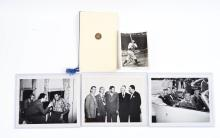 Exceptional Babe Ruth Signed Photo PSA/DNA 10 SGC 10, & JSA.