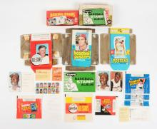 1960's & 1970's Topps Stamps, Giants and Poster Archive.