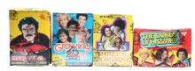 TV Show Unopened Wax Boxes (BBCE).