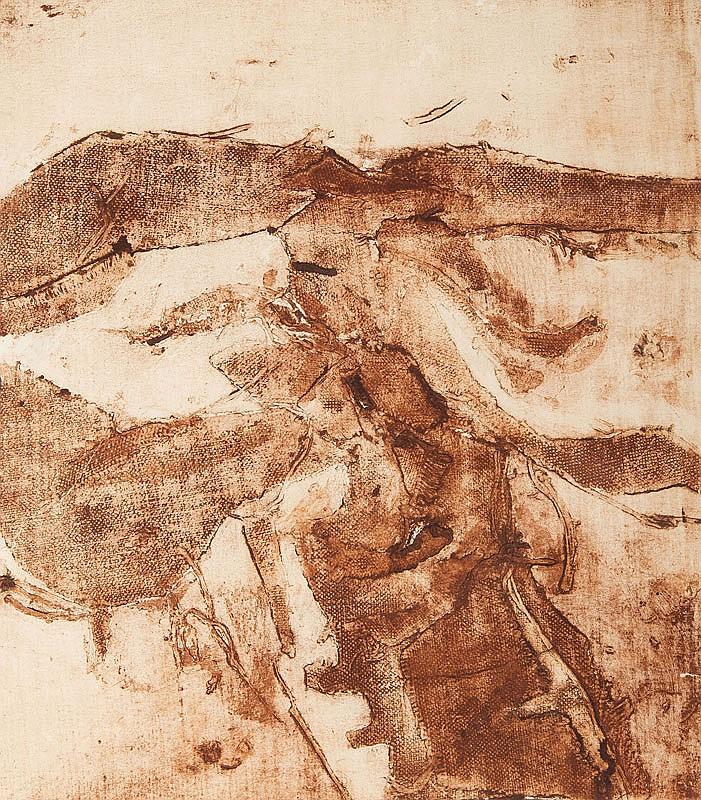 Carl Blair - Barren Briar #3/25
