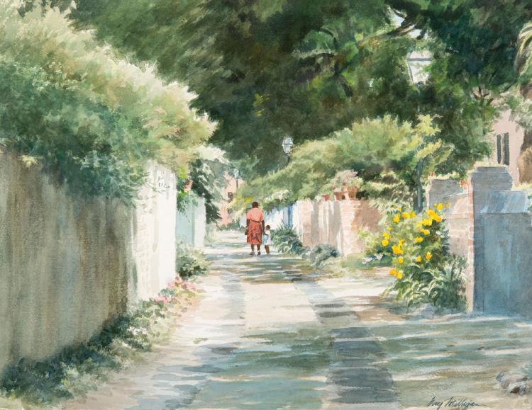 Guy Milligan - Charleston Alley