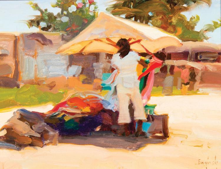 Kim English - Beach Merchant