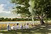 Ray Ellis - Late Afternoon Oyster Roast, Ray G Ellis, $5,501