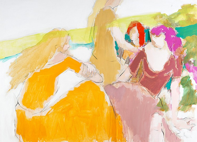 Marge Parker - Four Women