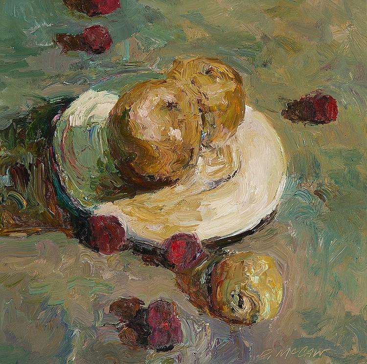 Dan McCaw - Fruit on a Plate