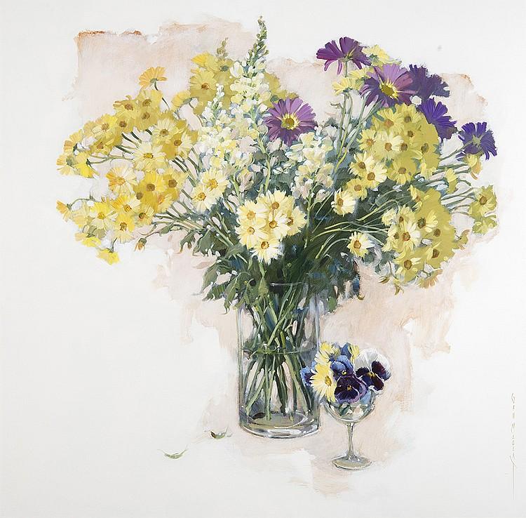 Jerry Van Megert - Floral