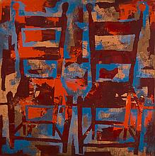William Halsey - Two Chairs in Sunlight
