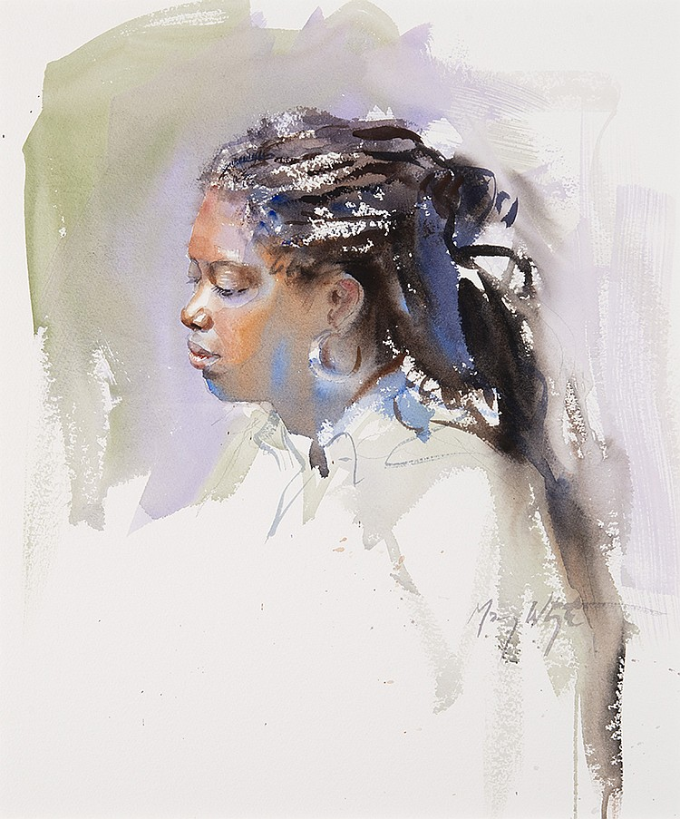 Mary Whyte - Profile, Study of Tesha
