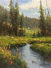 Richard Heichberger - Mountain Stream