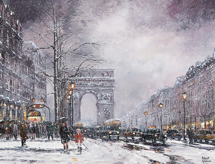 Robert Lebron - Arc de Triomphe