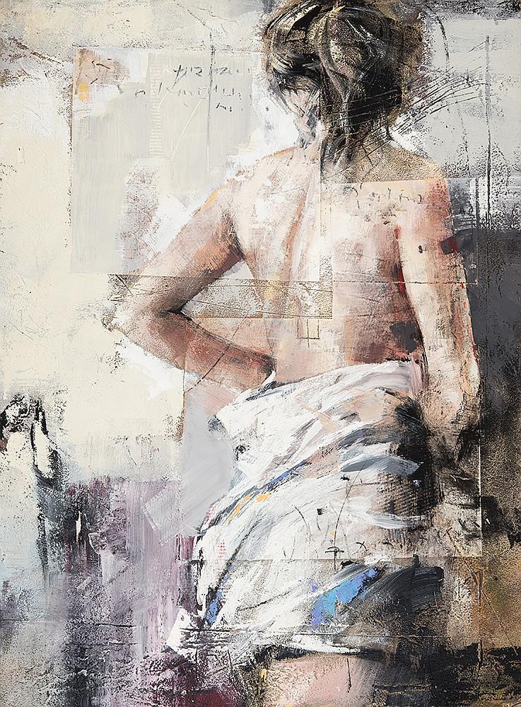 Pier Toffoletti - Figural Study