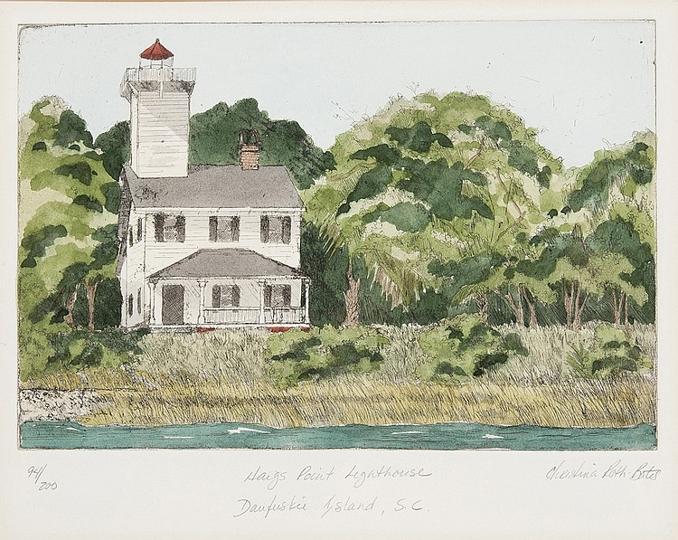 Christina Roth Bates - Haig Point Lighthouse