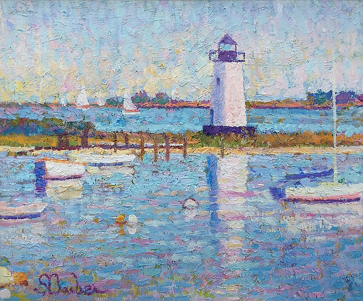 Sam Barber - Edgartown Light