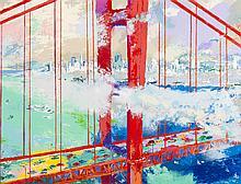 Leroy Neiman - San Francisco by Day