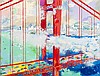Leroy Neiman - San Francisco by Day, Leroy Neimann, $2,751