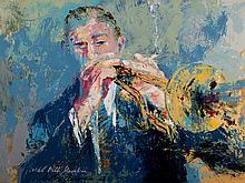 Leroy Neiman - Wild Bill Davison
