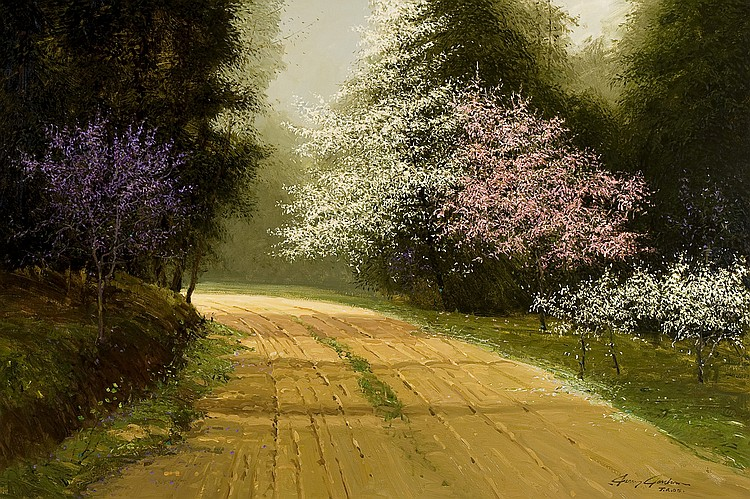 Jerry Jordan - When Dogwoods Bloom