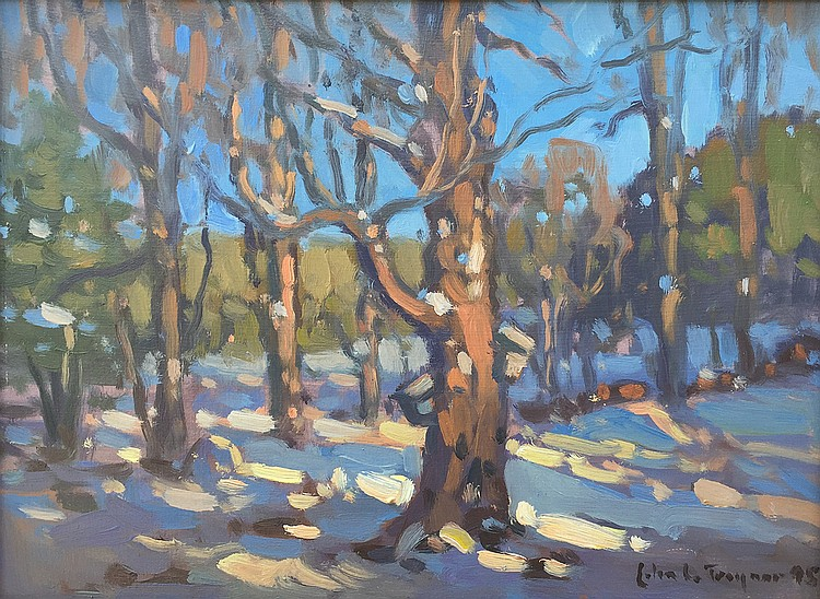 John Traynor - Winter Scene