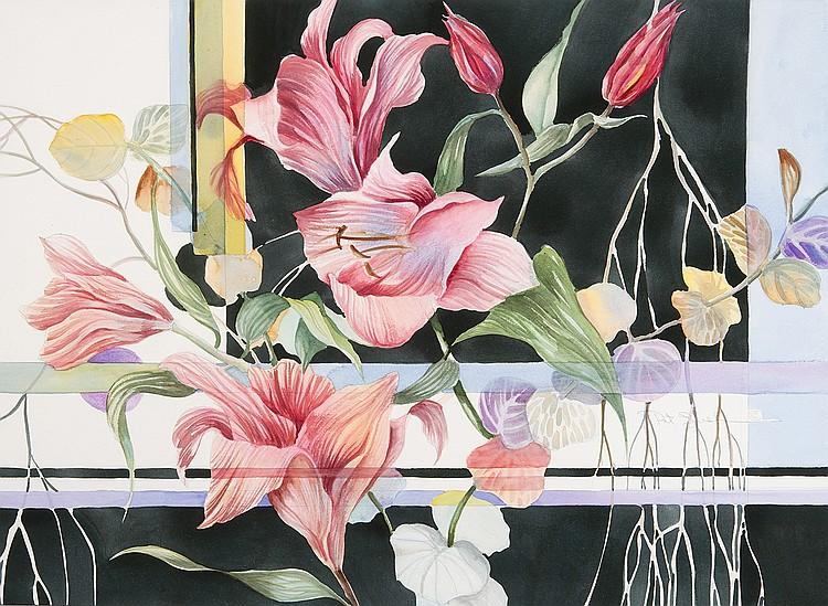 Pat Lusk - Floral