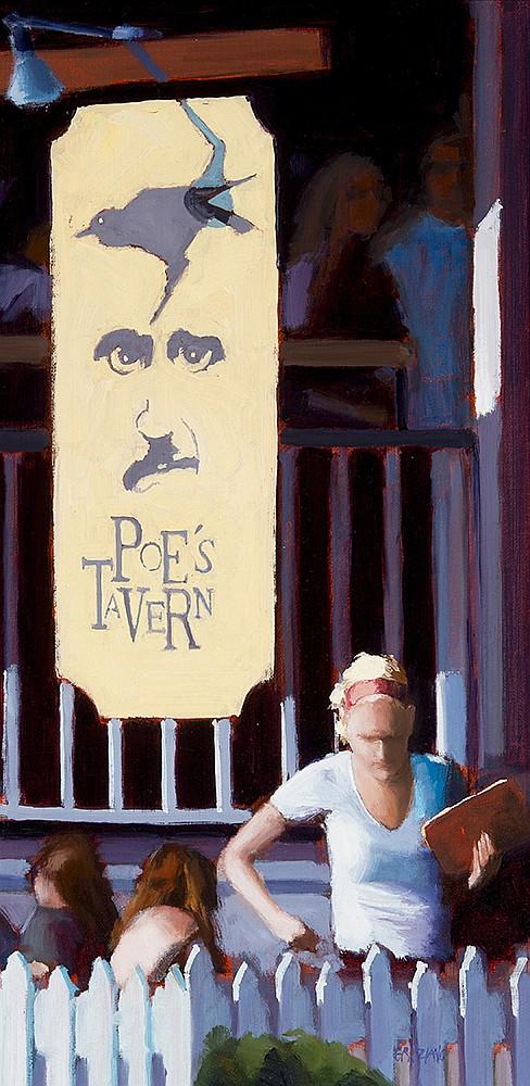 Dan Graziano - Poe's Tavern
