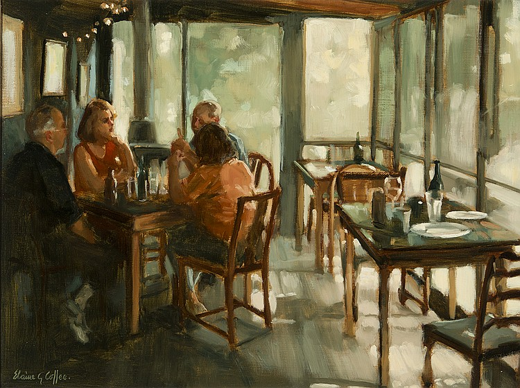 Elaine Coffee - Pepper's Porch