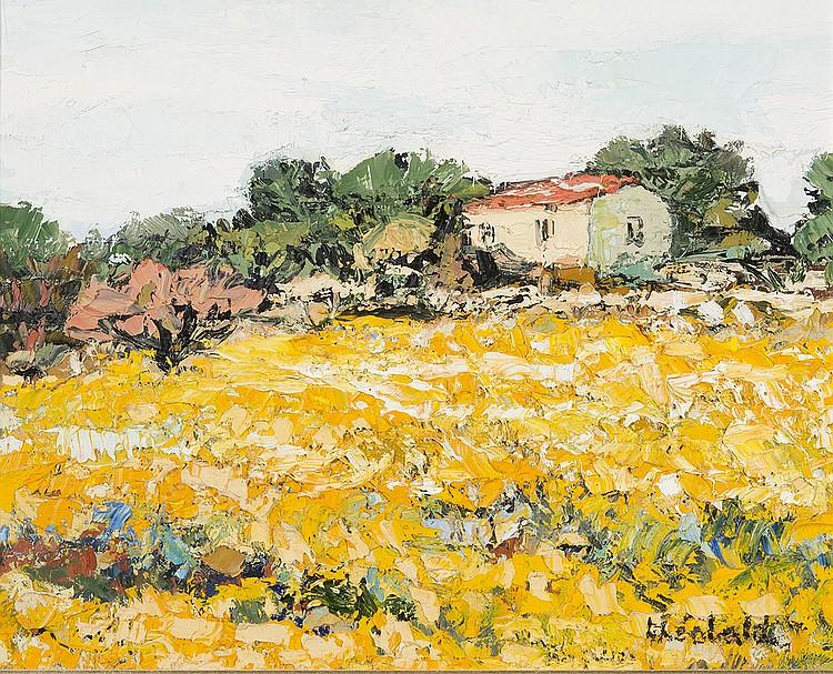 Renee Theobold - Mas en Provence
