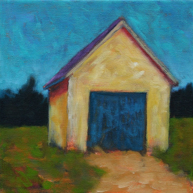 Peter Batchelder Upland Shed