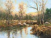 Richard Heichberger - Peaceful Day Study, Dick Heichberger, Click for value