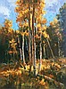 Richard Heichberger - Aspens Study, Dick Heichberger, Click for value