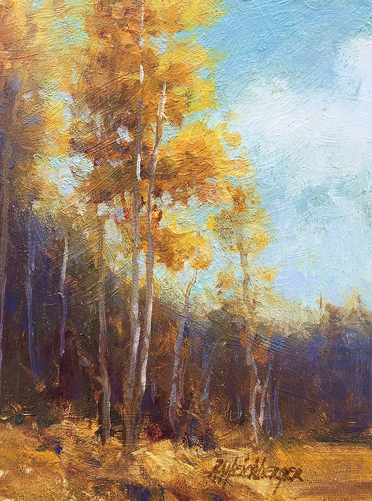 Richard Heichberger - Fall Study